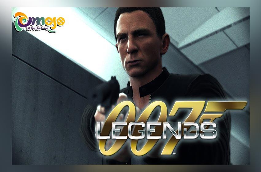 نقد و بررسی بازی Legends 007