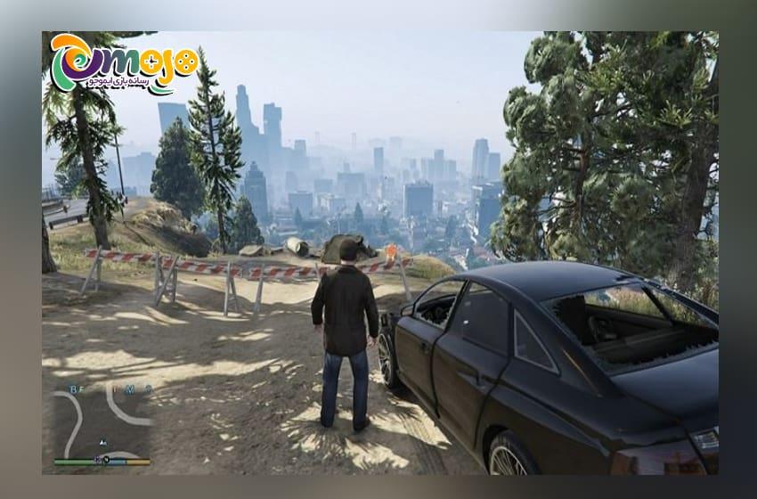 معرفی بازی GTA V