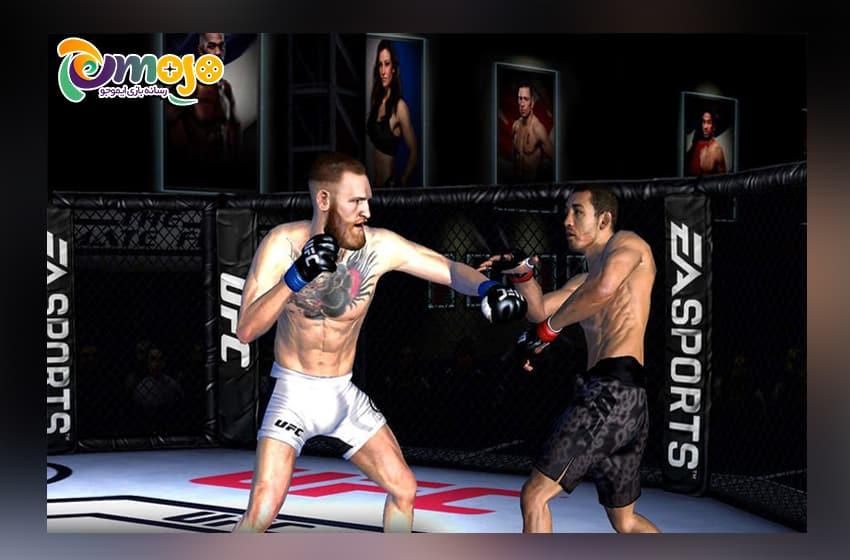 ضعفهایی بازی UFC 3