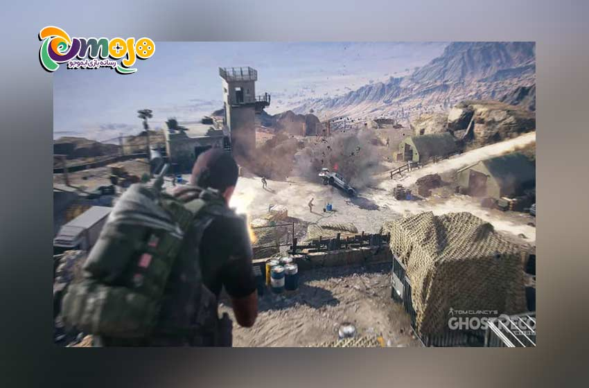 نقد بازی Ghost Recon: Wildlands