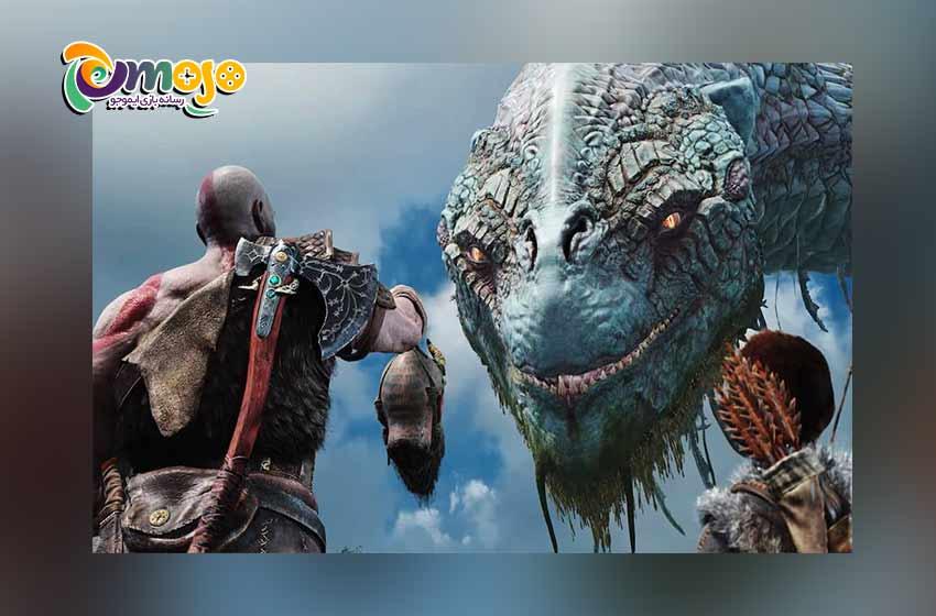 بررسی بازی God of War 4