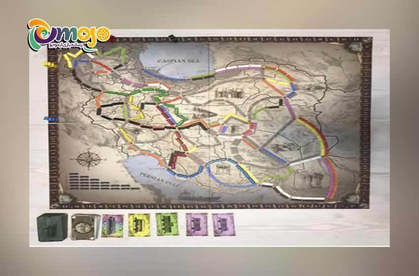 نقد و بررسی بازی Locomotive ؛ بازی فکری جذاب