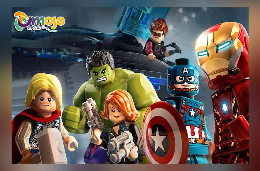 نقد و بررسی بازی Lego Marvel's Avengers