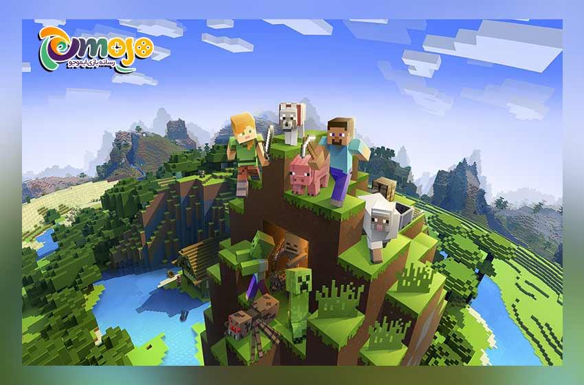 نقد و بررسی بازی ماین کرافت (Minecraft)