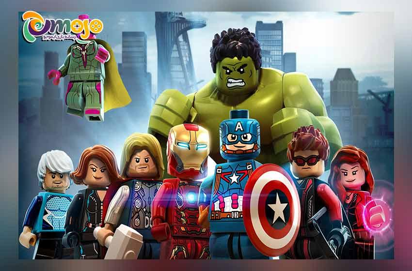 نقد بازی Lego Marvel's Avengers