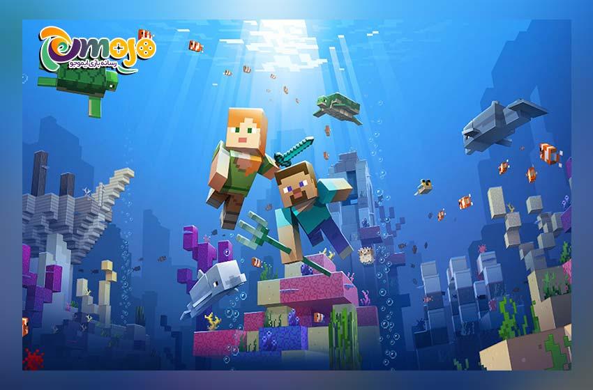 معرفی بازی ماین کرافت (Minecraft)