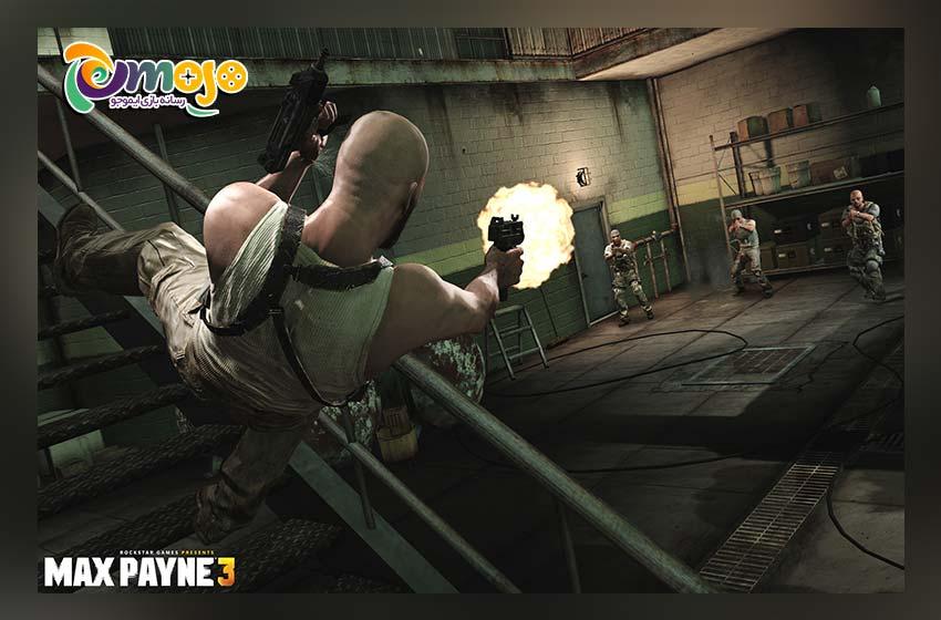 نقد و بررسی بازی مکس پین 3 (Max Payne 3)