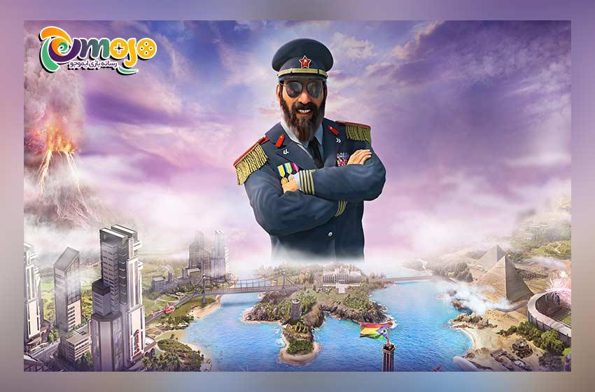 نقد و بررسی بازی tropico 6