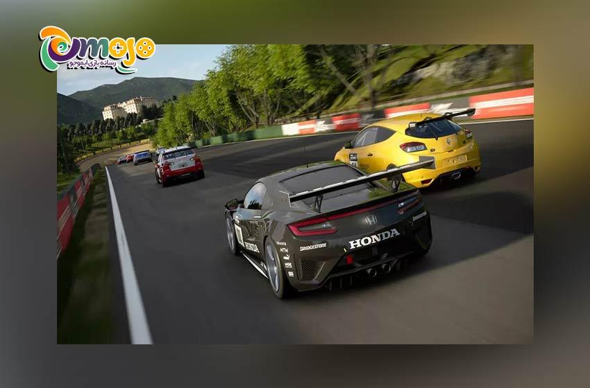 بررسی بازی Gran Turismo sport