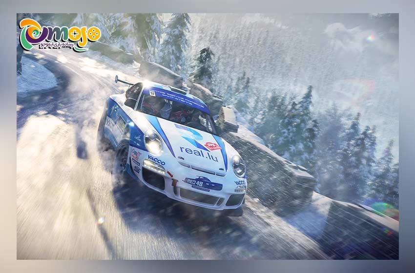 داستان بازی WRC 7