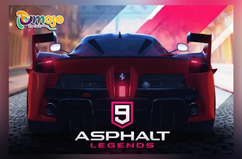 نقد و بررسی بازی asphalt 9