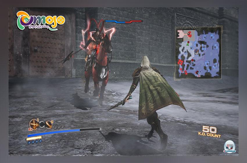 معرفی بازی dynasty warriors 7