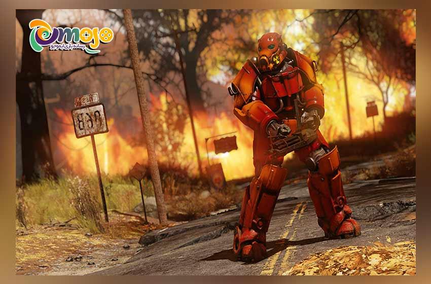 بررسی نقاط ضعف و قوت بازی fallout 76