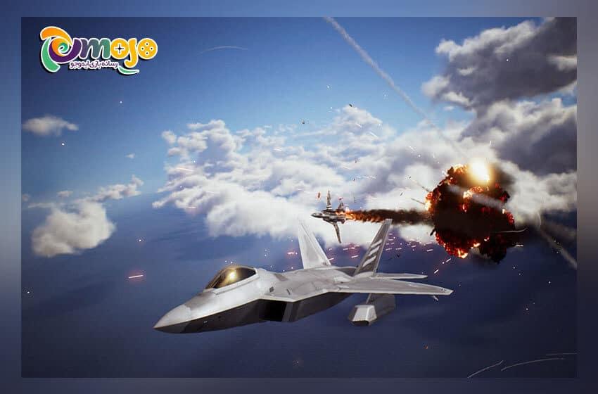 نقد و بررسی بازی Ace Combat 7 (ایس کمبت ۷)