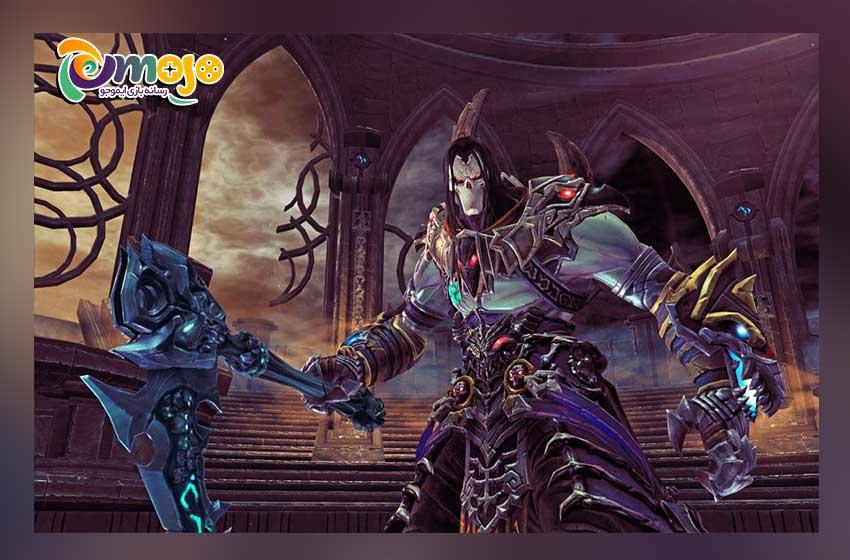 گرافیک بازی Darksiders 2