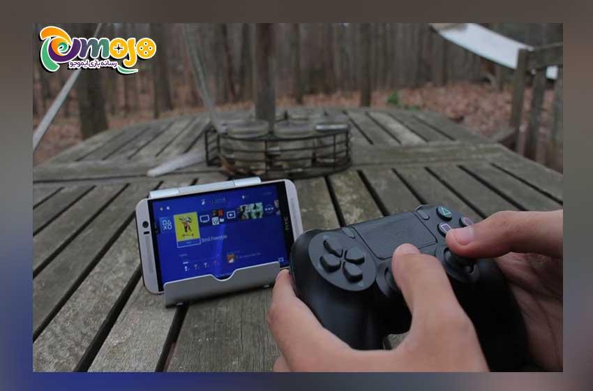 تجهیزات اولیه برای اجرای بازی PS4 بر روی گوشی
