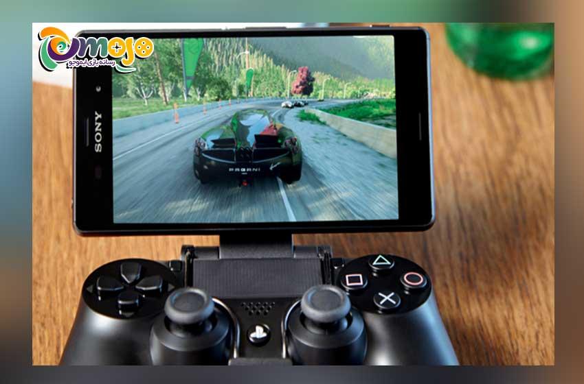 آموزش قدم به قدم اجرای بازی PS4 بر روی گوشی