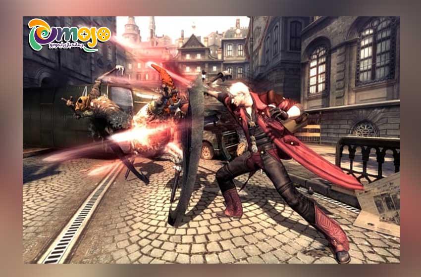 بازی Devil May Cry 4؛ تحسین برانگیز