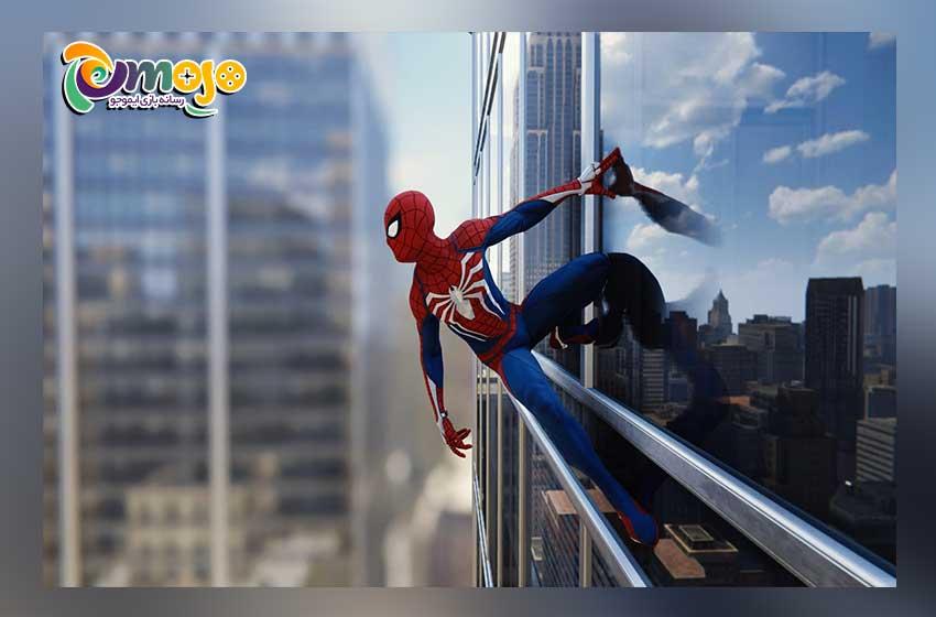 جمع آوری توکنها در بازی اسپایدرمن PS4