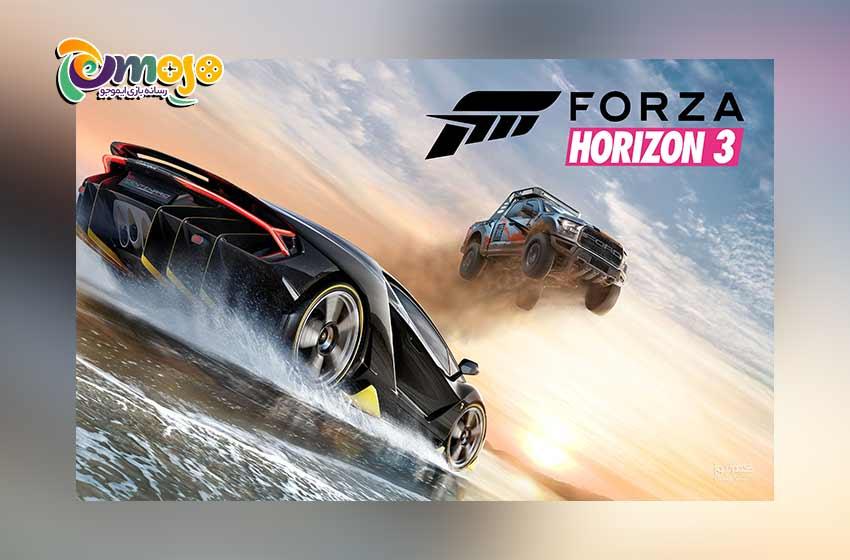 روش های رفع ارورها و مشکلات بازی Forza horizon 3