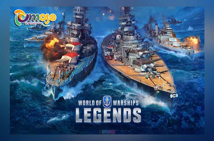 بازی World of Warships