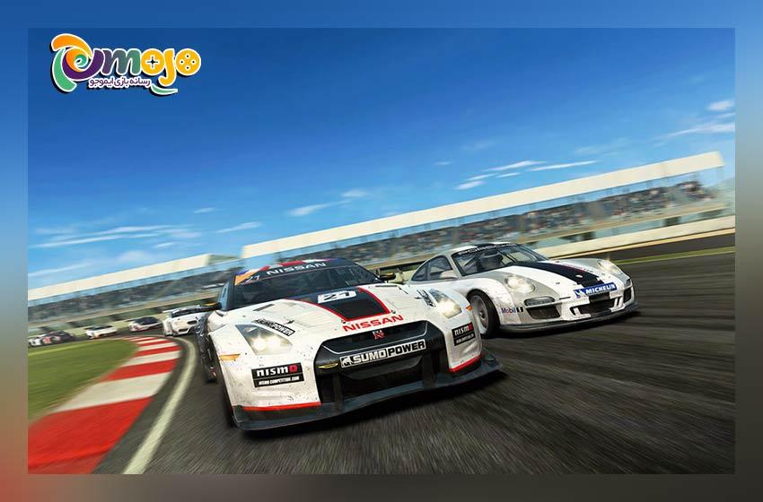 بازی Real Racing