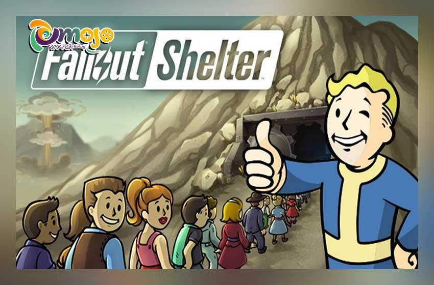 بازی Fallout Shelter
