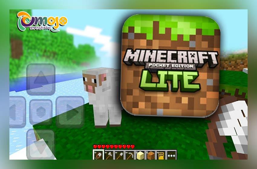 بازی Minecraft – Pocket Edition