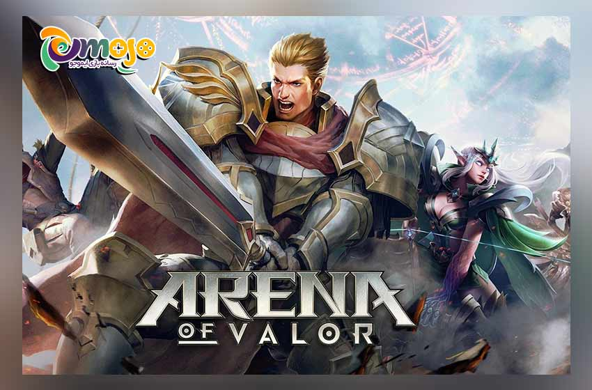 بازی Arena of Valor