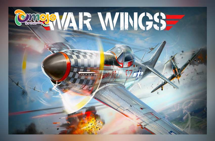 بازی War Wings