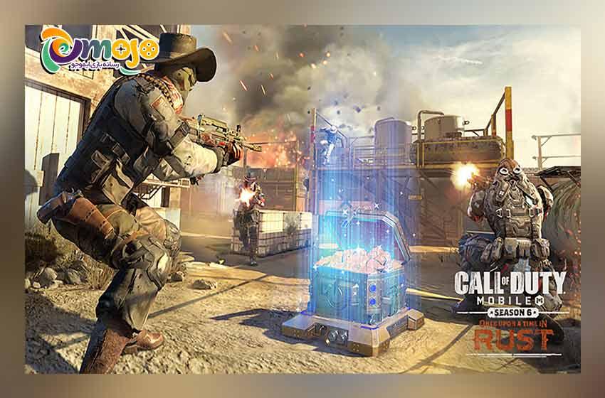 دانلود رایگان بازی کال آف دیوتی 6 (Call of Duty 6)