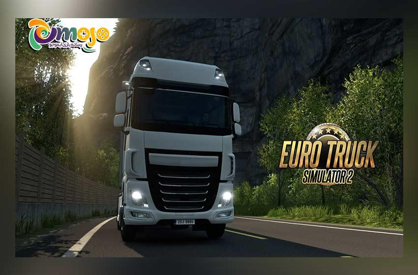 دانلود رایگان بازی یورو تراک 3 (Euro Truck Driver)