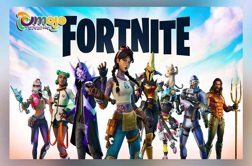دانلود رایگان بازی فورتنایت (Fortnite)، بازی اکشن و پرطرفدار