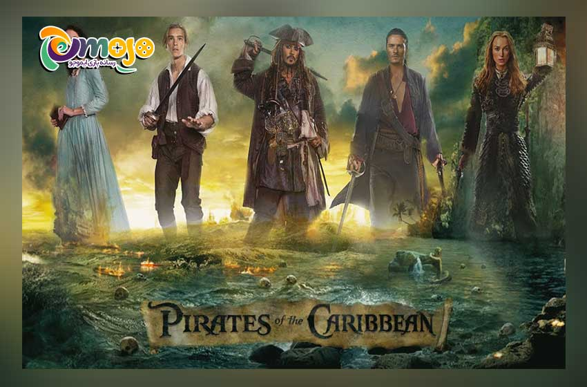 بازی Pirates of the Caribbeans