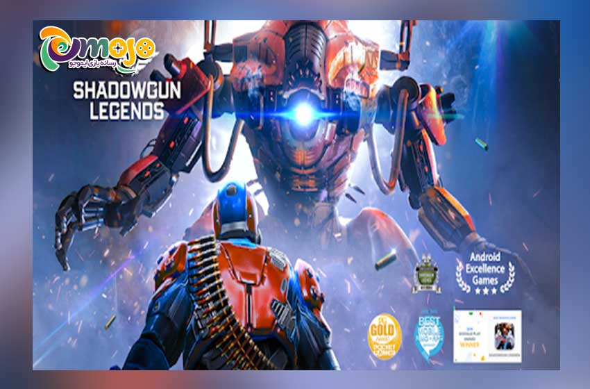 بازی Shadowgun Legends