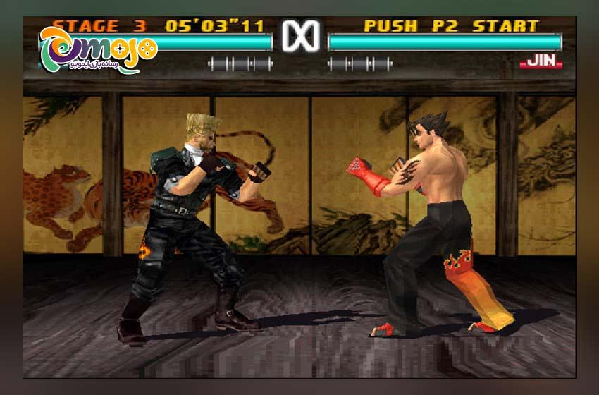 مزایا و ویژگی های مثبت بازی Tekken 4