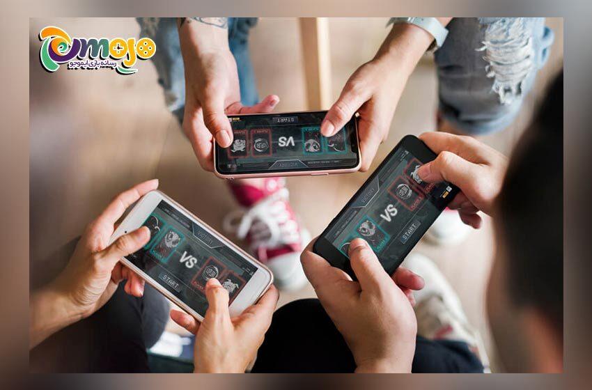 معرفی بهترین و جذاب ترین بازی های گروهی موبایلی