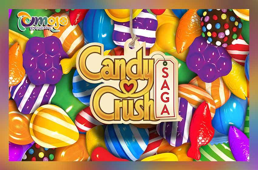 بازی candy crush
