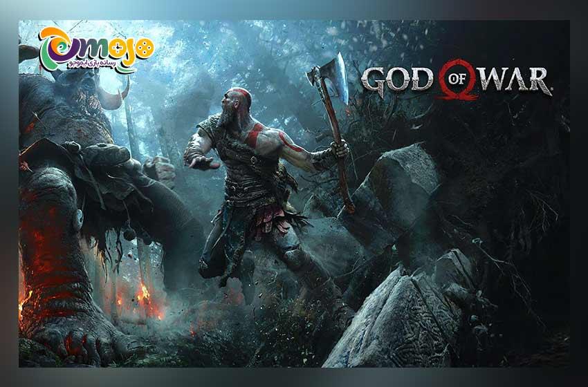 دانلود رایگان بازی خدای جنگ (God OF War)