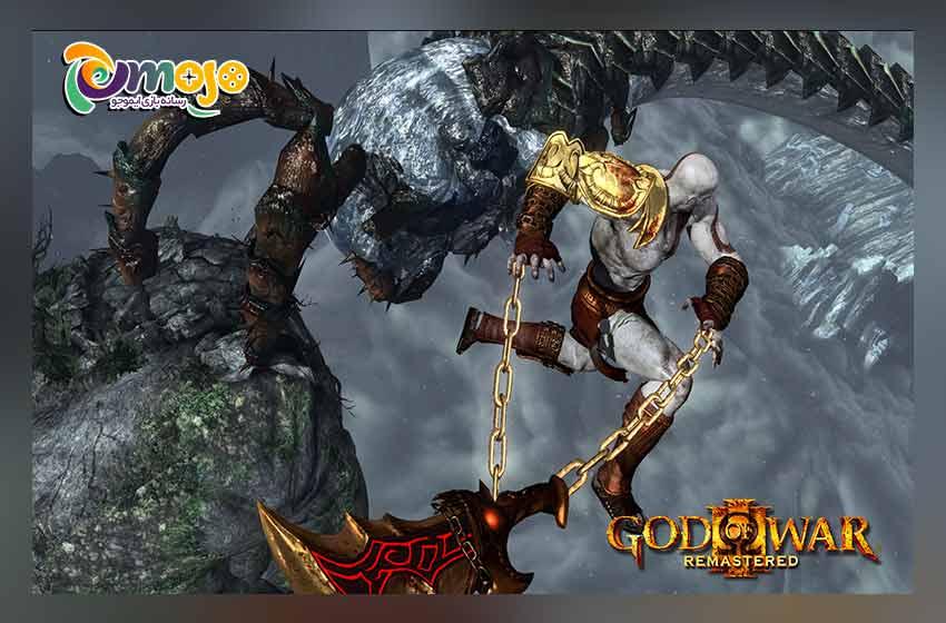ویژگی ها، قابلیت ها و مزایای بازی خدای جنگ 3