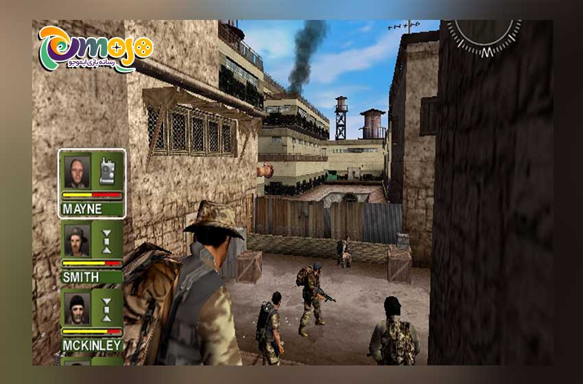 ماجرای بازی طوفان صحرا 2