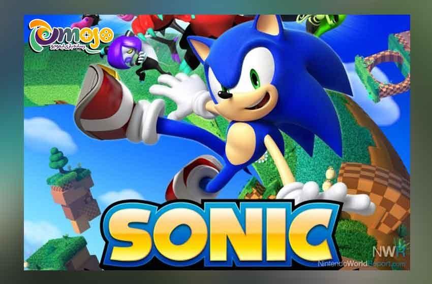 دانلود رایگان بازی سونیک (Sonic)