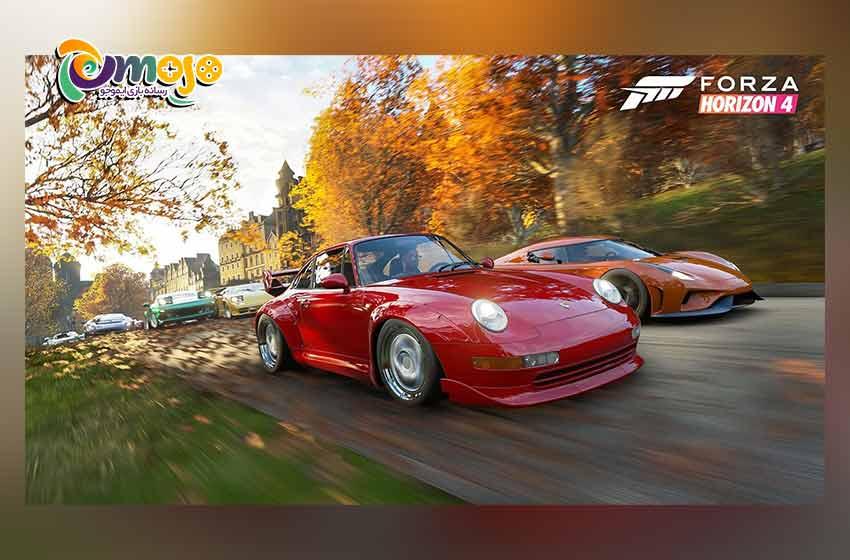 معرفی بهترین بازی های اتومبیلرانی برای کامپیوتر