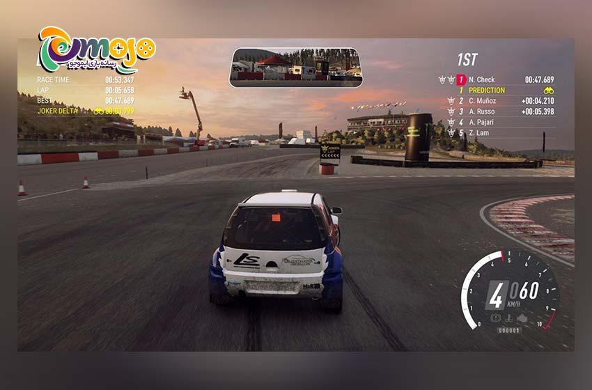 بهترین بازی های اتومبیلرانی ریس برای کامپیوتر: Forza Horizon 4