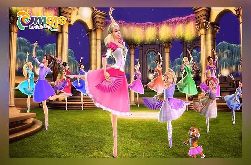 ویژگی ها، قابلیت ها و مزایای بازی Barbie in the 12 Dancing Princesses