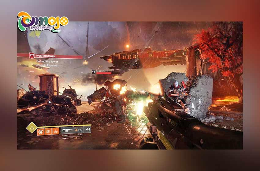 تاریخ انتشار بازی Destiny 2