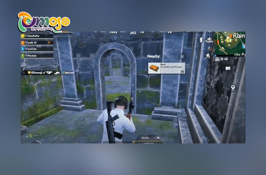 روش های از بین بردن دشمن ها در نقشه sanhok پابجی موبایل