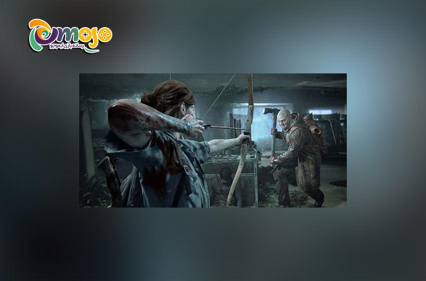 ارتقاء بازی و توسعه Last of us 2 pc