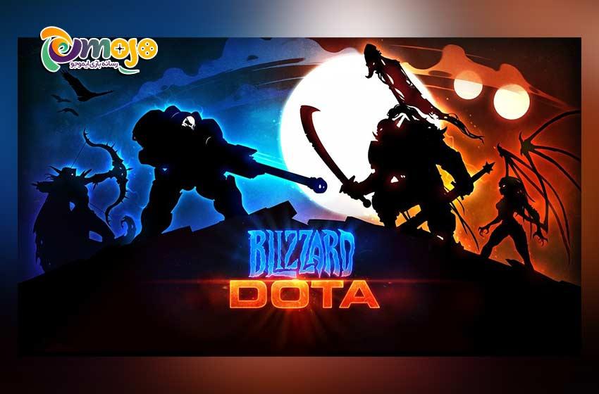 تصویر غیر واقعی بازی Warcraft III: Reforged