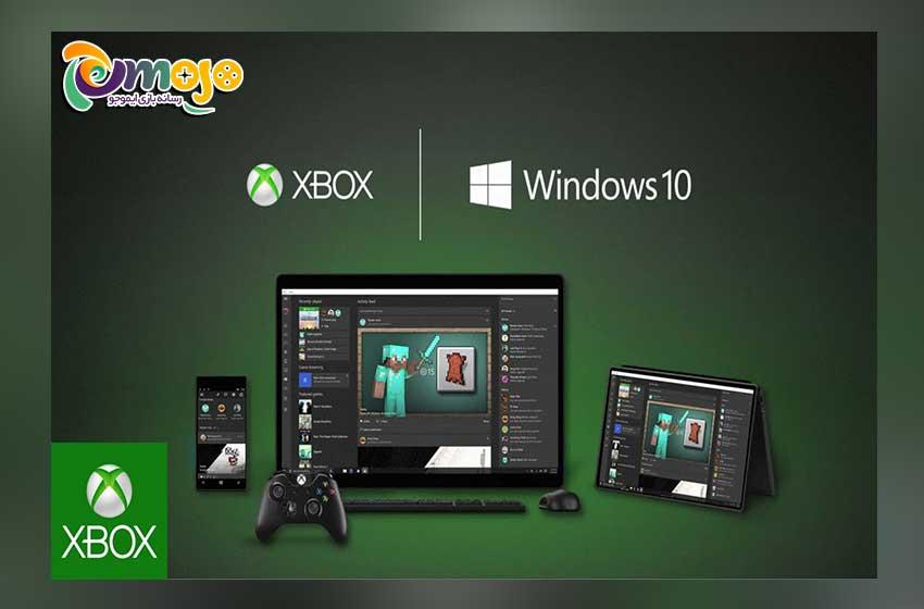 آموزش گام به گام اجرای بازی xbox روی ویندوز 10